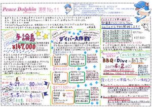 PeaceDolphin通信11